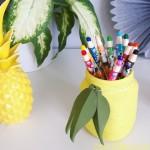 DIY-pot-a-crayons-citron