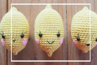 Citrons par Agathe Rose - http://romanemone.canalblog.com/