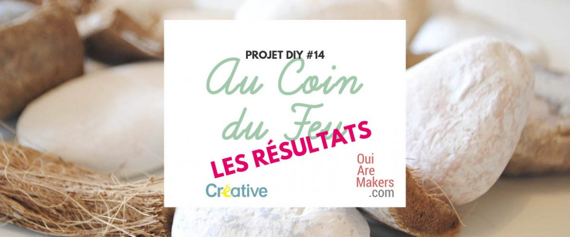 projet diy 14 cocooning au coin du feu and the winner projet diy. Black Bedroom Furniture Sets. Home Design Ideas