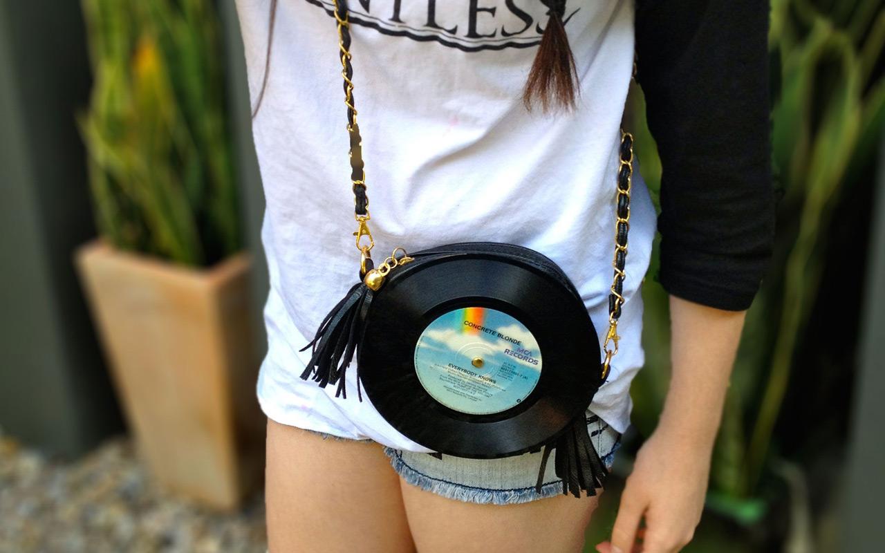 #TendancesCréatives : Transformer ses disques vinyles